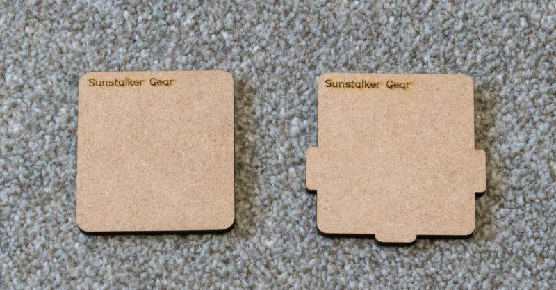 Loose dividers (left) vs Locking dividers (right)