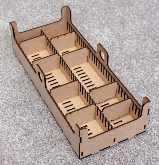 Gear Card Tray - Option A only