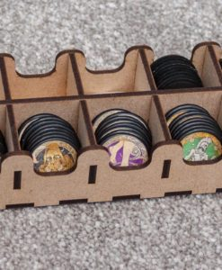 Option 1 Token Tray for original tokens, with game content