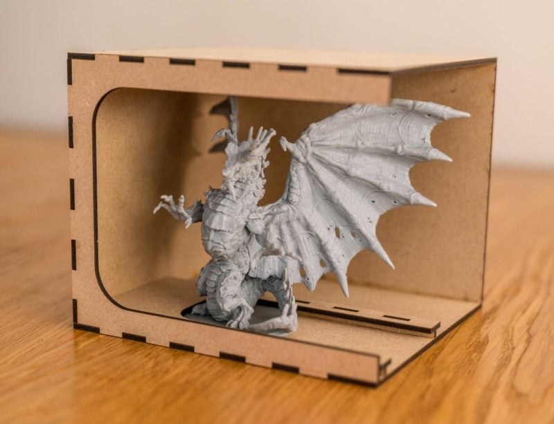 Feral Dragon Box