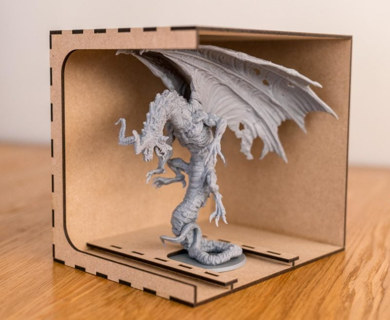 Necromantic Dragon Box